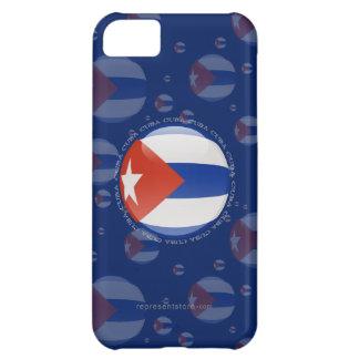 Cuba Bubble Flag iPhone 5C Cover