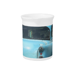Cuba car drink pitchers