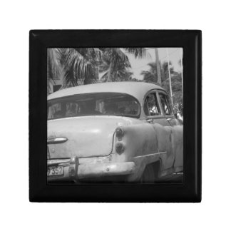 Cuba Car Jewelry Box