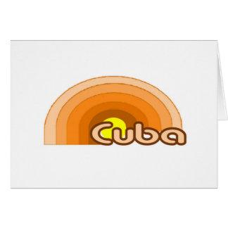 Cuba Card
