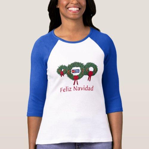 Cuba Christmas 2 T_Shirt