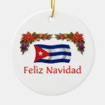 Cuba Christmas Christmas Ornaments