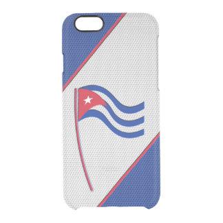 Cuba Clear iPhone 6/6S Case