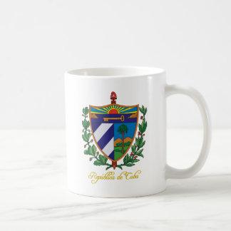 """Cuba COA"" Classic White Coffee Mug"
