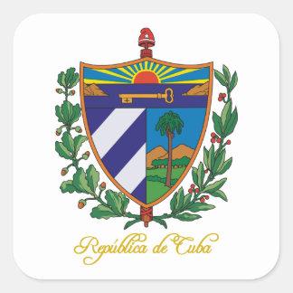 """Cuba COA"" Stickers"