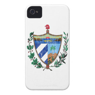 Cuba Coat Of Arms iPhone 4 Covers