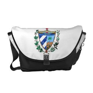 Cuba Coat Of Arms Courier Bag