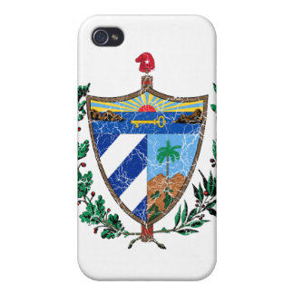 Cuba Coat Of Arms iPhone 4/4S Cases