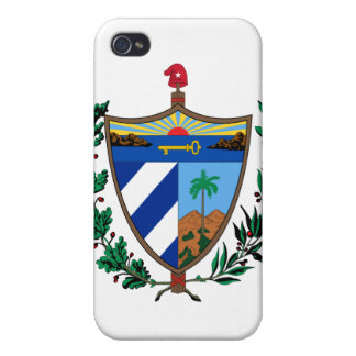 Cuba Coat Of Arms iPhone 4 Cases