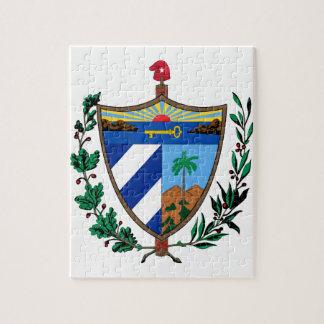 Cuba Coat Of Arms Jigsaw Puzzle
