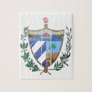 Cuba Coat Of Arms Puzzles