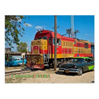 Cuba colorida postales