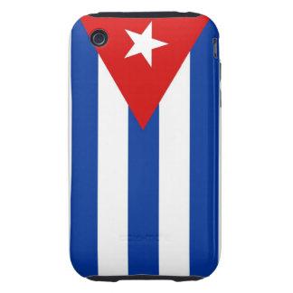 cuba country flag case tough iPhone 3 cover