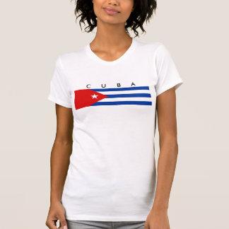 cuba country flag nation symbol T-Shirt