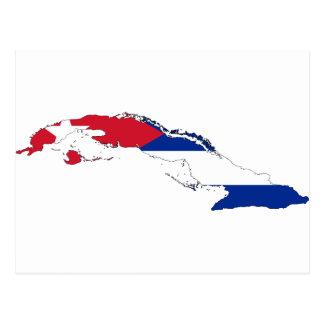 Cuba CU Postcard
