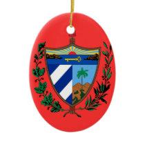 CUBA* Custom Christmas Ornament