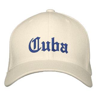 Cuba Custom Hat