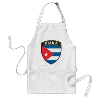 Cuba Delantal