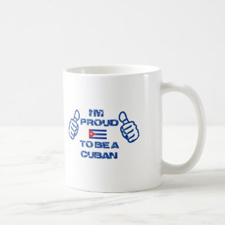 Cuba Design Coffee Mug