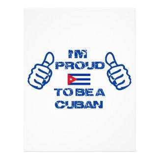 Cuba Design Letterhead