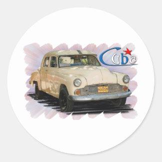 Cuba Etiqueta