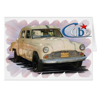 Cuba Felicitacion