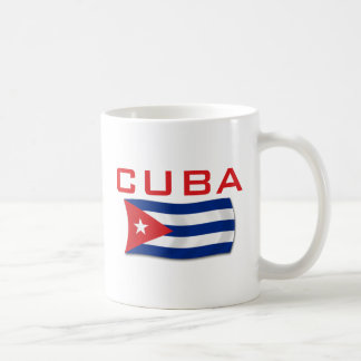 Cuba Flag 1 Coffee Mug
