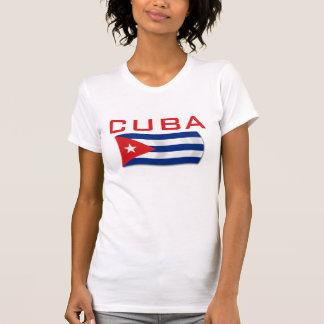 Cuba Flag 1 Shirt