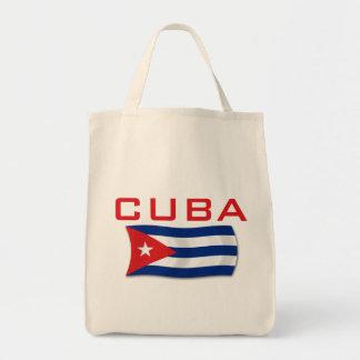 Cuba Flag 1 Tote Bag