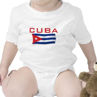 Cuba Flag 1 Tshirt