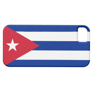Cuba Flag Barely There™ iPhone 5 Case