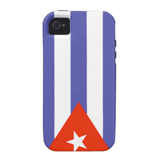 Cuba Flag Case For The iPhone 4