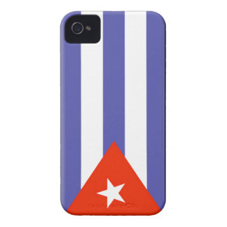 Cuba Flag iPhone 4 Cases
