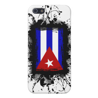 Cuba Flag Case For iPhone SE/5/5s