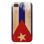 Cuba Flag Covers For iPhone 4