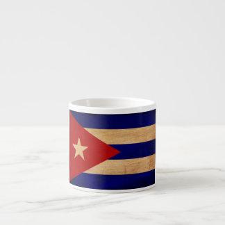 Cuba Flag Espresso Cups