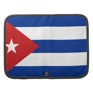 Cuba Flag Folio Organizer