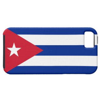 Cuba Flag iPhone SE/5/5s Case