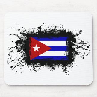 Cuba Flag Mouse Pad