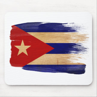 Cuba Flag Mousepads