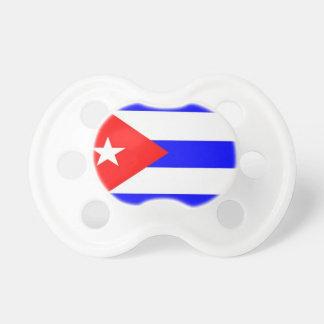 Cuba Flag Pacifiers
