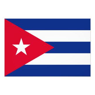 Cuba Flag Photograph