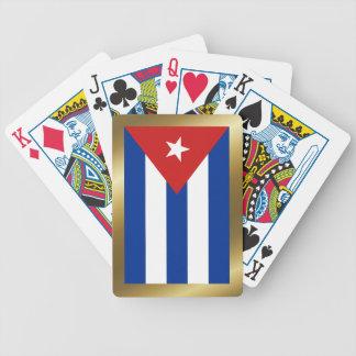 Cuba Flag Playing Cards