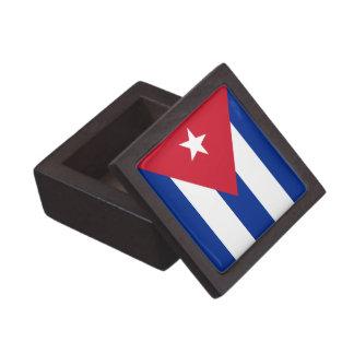 Cuba Flag Premium Gift Box