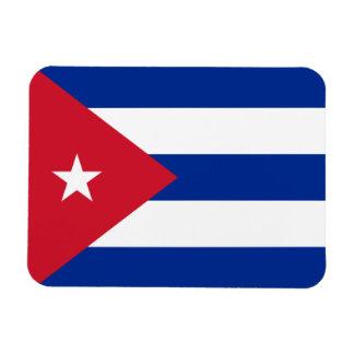 Cuba Flag Premium Magnet