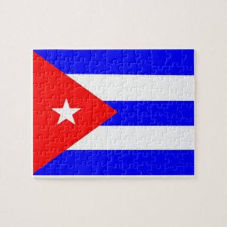 Cuba Flag Jigsaw Puzzles