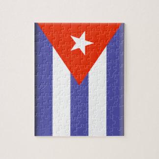 Cuba Flag Puzzles