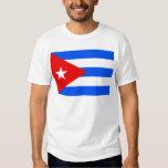 Cuba Flag T Shirt