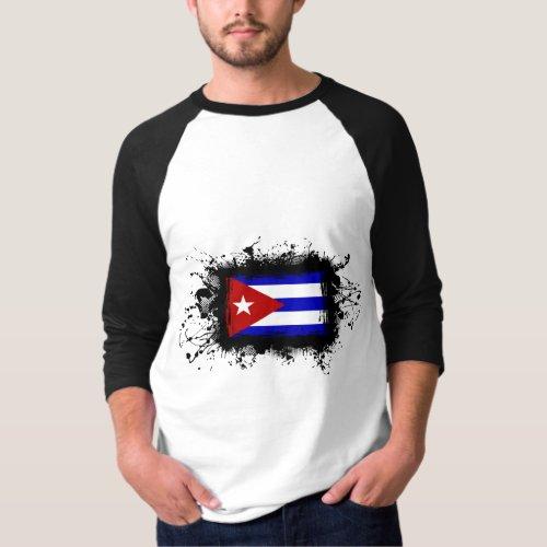 Cuba Flag T_Shirt