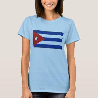 Cuba Flag x Map T-Shirt